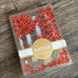 Kensie 4 Piece Brush Set